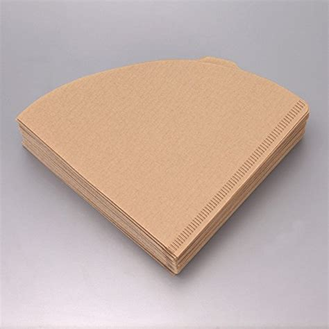 Hario Paper Filter 01 For Dripper 100 Sheets Vcf 01 100w hario box of paper filter for 01 dripper 7 1 by 2 1 by 8 3 inch 100 sheets misarashi coffee