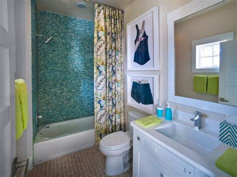 fun bathroom ideas boy s bathroom decorating pictures ideas tips from hgtv hgtv