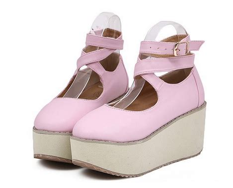 Wedges Rm69 comes true shopbunnykisses chaw