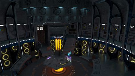 tardis console tardis console room 2015 wip by thy4205 on deviantart