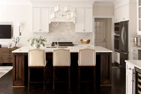 hope valley refined traditional kitchen raleigh  heather garrett design