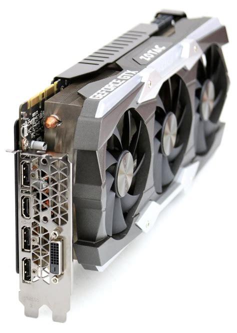 Zotac Geforce Gtx 1080 Ti 11gb Ddr5x Mini Terjamin zotac geforce gtx 1080 ti jpg