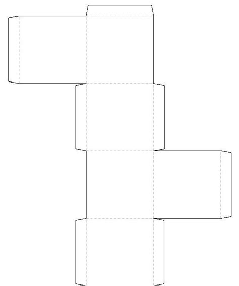 How To Make Paper Template - 25 best ideas about box template printable on