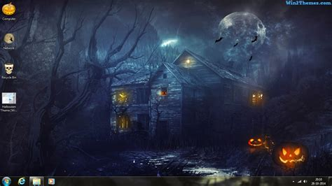 scary themes for windows 8 1 halloween theme for windows 7 8 and 10 win2themes