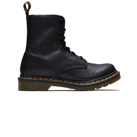 Leather 1460 8 Eye Boots dr martens womens 1460 8 eye pascal leather boots