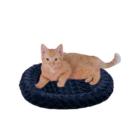 k h thermo kitty heated cat bed k h pet products thermo kitty fashion splash small blue