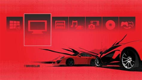 ps4 themes bug get this free driveclub ps4 theme gamespot