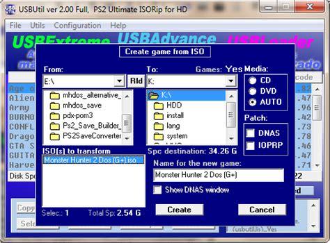 download game ps2 format ul cfg panduan cara mengubah game format iso ke format ul untuk