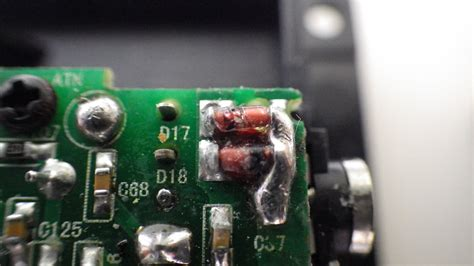 esd protection diode for rf repairing the tecsun pl 600 after electrostatic discharge esd the swling post