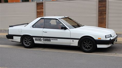 nissan dr30 skyline 2000 turbo rs x detailed review and
