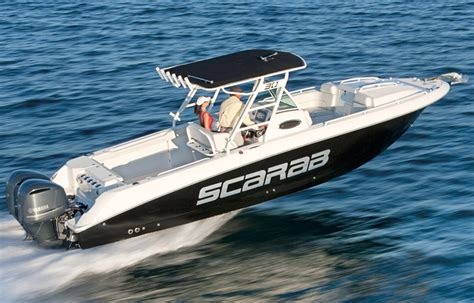 scarab boats fishing new 2016 wellcraft 30 scarab offshore sport power boats