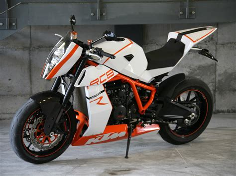 Ktm Byke Bike Ktm Rc8 Bike By Lazarethmotorcycletuned
