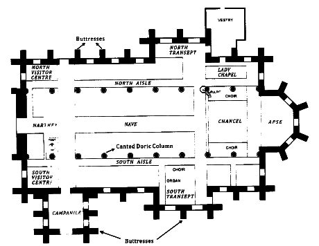 anglican church floor plan st kitts heritage sites and attractions part two