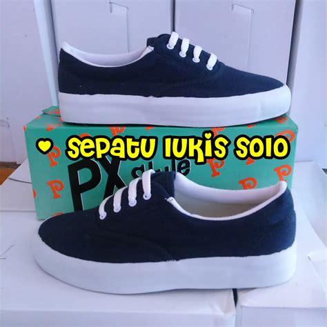 Wedges Semi jual semi wedges sepatu kanvas polos tali putih px style