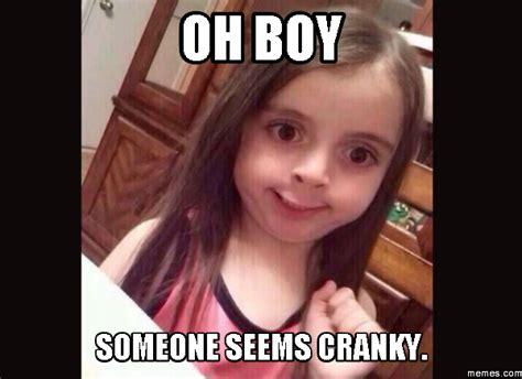 Cranky Meme - home memes com