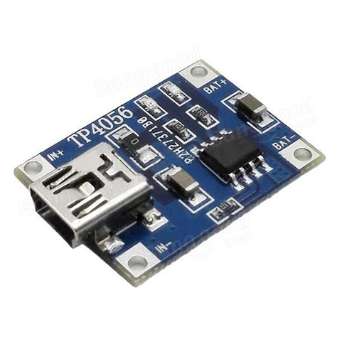Usb L 28 Led With On Model Ul014 Blue 1 tp4056 5v 1a lipo battery mini usb charging board charger module sale banggood