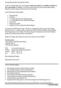Bewerbung Beispiel Aushilfe Vertrag Vorlage Digitaldrucke De Bewerbung Helfer In Der Lagerlogistik Aushilfe Vorlage
