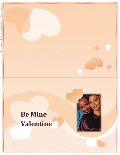 be mine card template valentines day templates office templates ready made