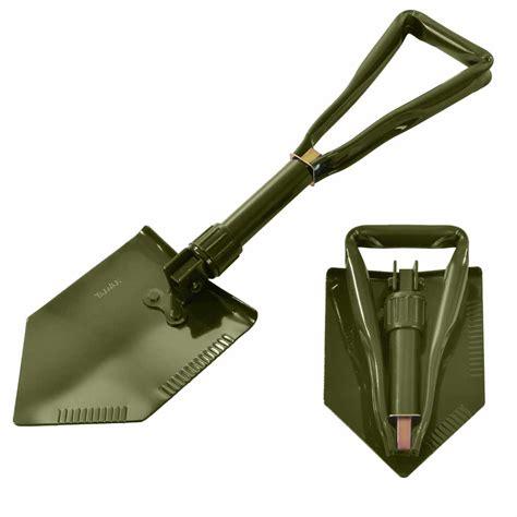 fold shovel tri fold steel shovel