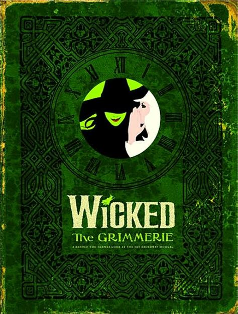 libro the wicked the wicked del libro al musical el buen gusto blog de elbuengusto