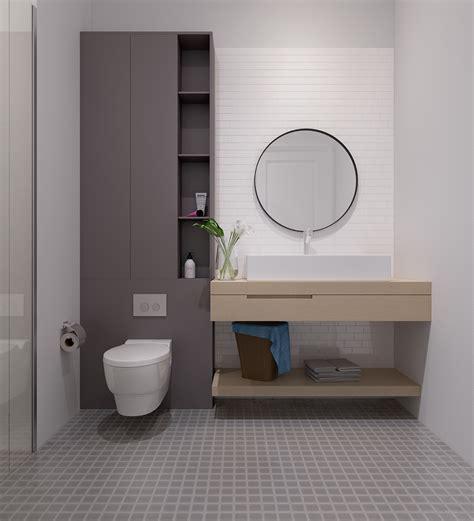 bright scandinavian decor   small  bedroom apartments