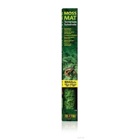 Exo Terra Moss Mat by Moss Mat 45 X 45cm Exo Terra Livefoods Direct Ltd