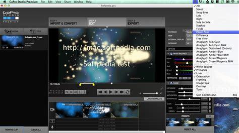 gopro studio templates gopro studio premium mac 2 0 1 247