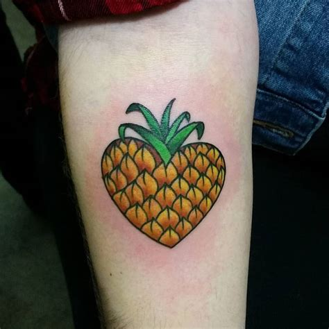 pineapple tattoo 63 amazing pineapple idea for who are