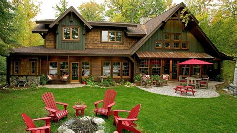 brown exterior house color combinations with outdoor furniture sets using umbrella nytexas