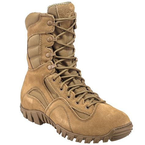 lightweight duty boots tactical research boots s tr550 coyote khyber