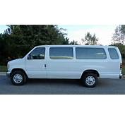1993 Ford E 350 XLT Super 3dr Club Wagon Extended