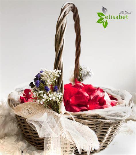 decorar cestas para bodas cesta para bodas de p 233 talos