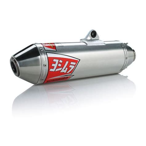 Yoshimura Japan Stainless 250 Series yoshimura rs 2 slip on exhaust honda crf250r 2004 2005 crf250x 2004 2016 revzilla