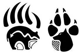 image result for native bear designs native stuff