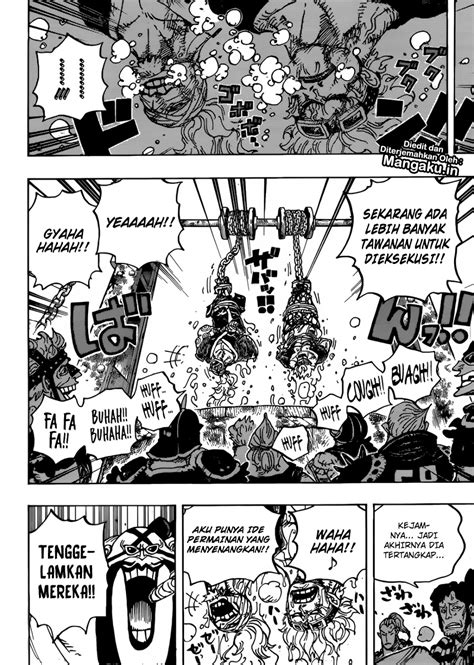 One Piece Chapter 944 – Partner