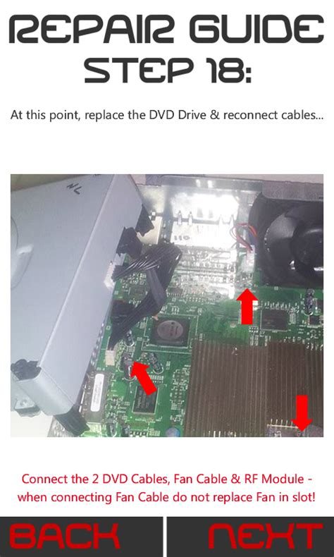 7 Tips On Repairing An Xbox 360 Rrod by Rrod Repair Guide For Xbox 360 Android Apps On Play