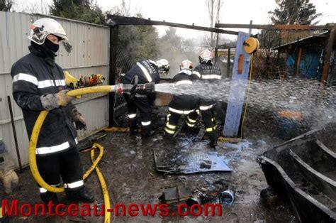 garage montceau les mines feu de garage 224 vallier ce mardi matin 171 montceau