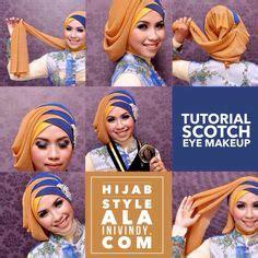 tutorial hijab ala atalia kamil hijab tutorials on pinterest hijab tutorial hijabs and