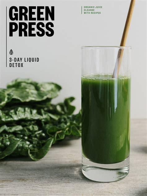 Juice Or Smoothie Detox by Diy 3 Day Juice Smoothie Cleanse Green Press