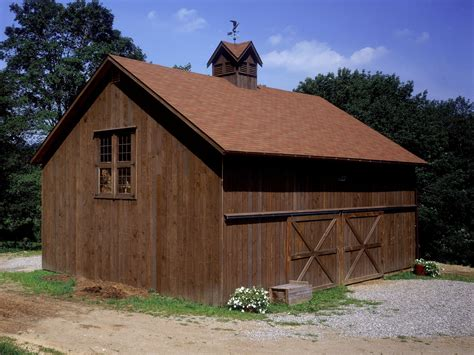 40 X 40 Shed by 24 X 40 Gambrel Roof Barn Garage Inspiration The Barn