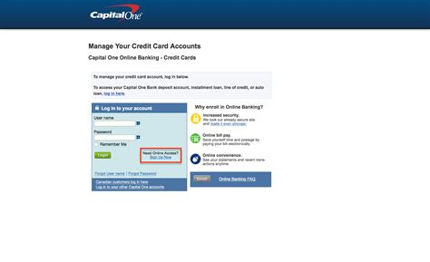 make a capital one credit card payment capital one credit card register infocard co