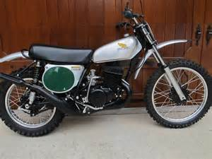 Honda Elsinore Restored Honda Cr250 Elsinore 1973 Photographs At
