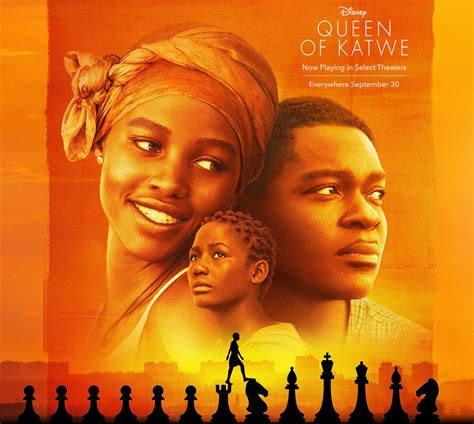 the queen of katwe film disney s queen of katwe film honors the unlikely chions