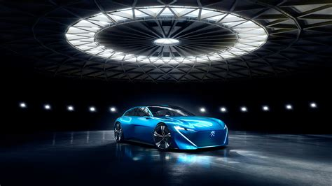 peugeot logo 2017 2017 peugeot instinct concept wallpaper hd car
