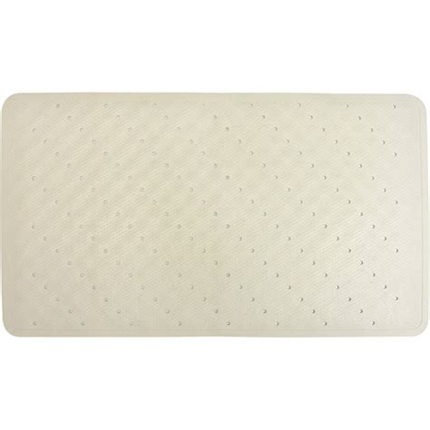 rubber bathtub mat mainstays rubber tub mat collection bath walmart com