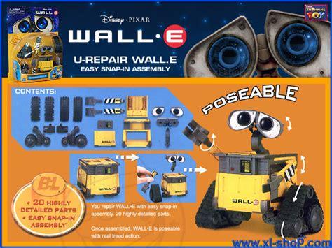 u repair wall e figure thinkway wall e deluxe figure u repair wall e