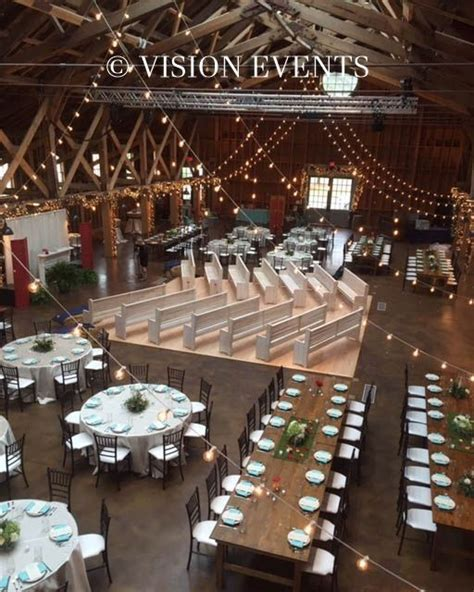 The Fair Barn   Pinehurst NC. Coordinated by Vision Events