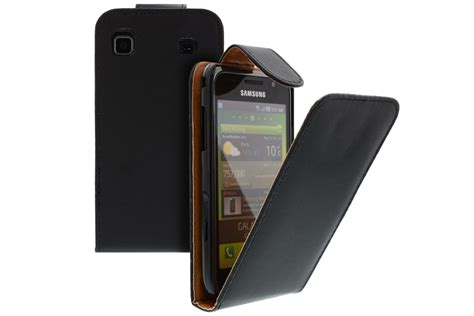 Leather Wallet Dompet Galaxy S1 Samsung I9000 cover flipcase for samsung galaxy s1 s plus i9000 i9001