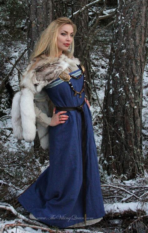 sca nordic hair viking clothing thevikingqueen