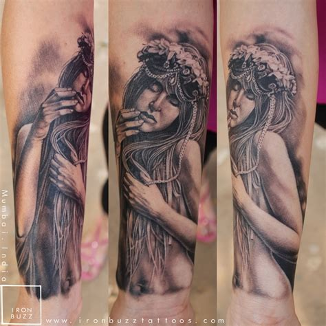 tattoo prices mumbai 15 best forearm tattoos done at iron buzz tattoos mumbai